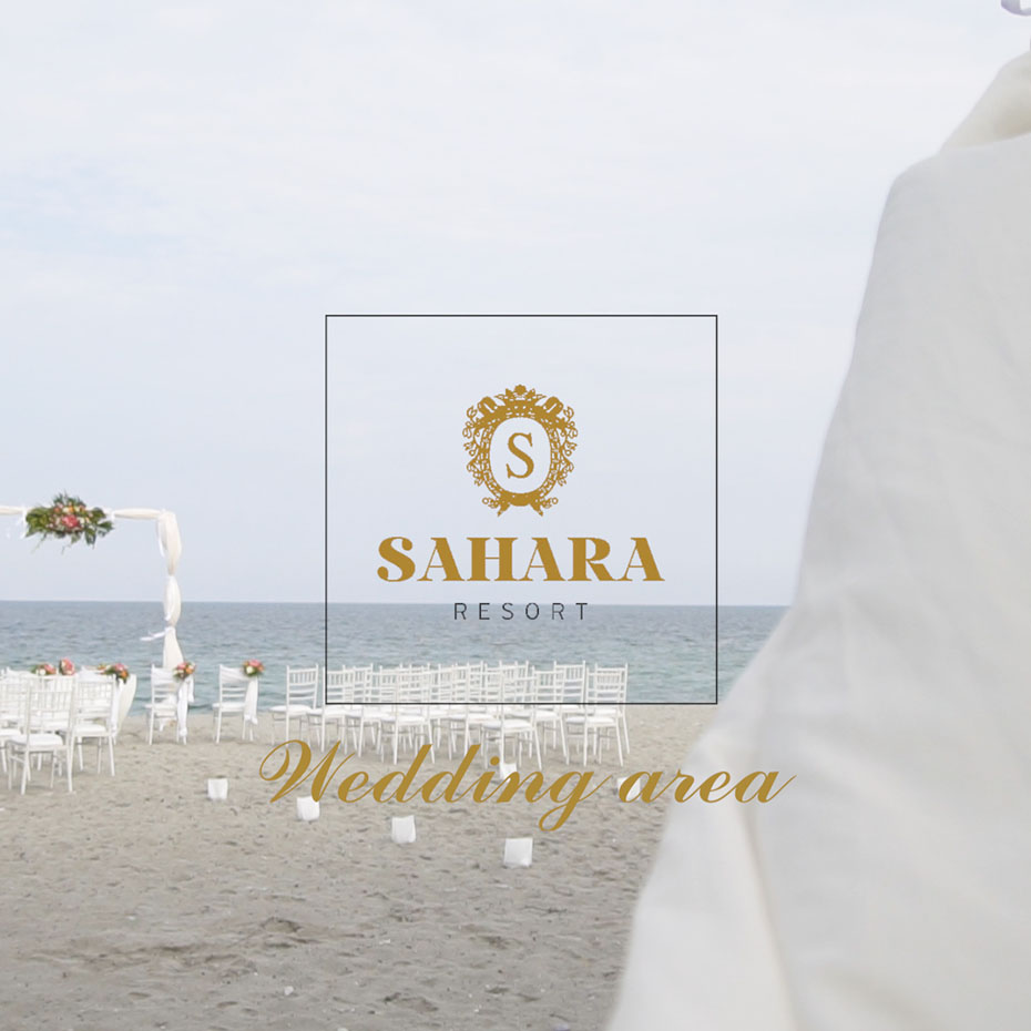 Sahara Wedding Area